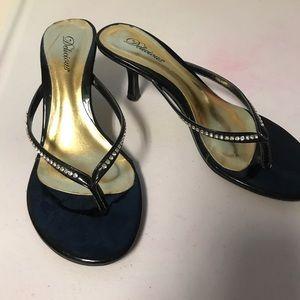"""Shoes - Delicious heel size 6 good condition 2"""" heel"""